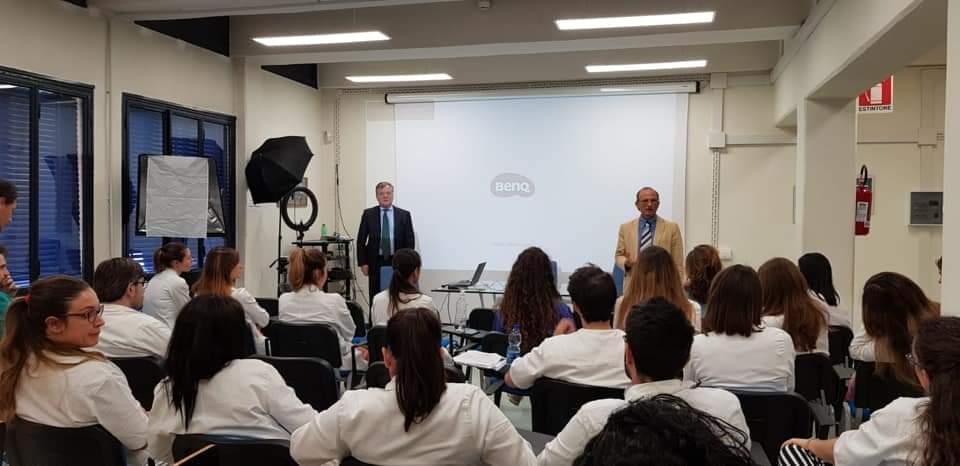 MORE_EV_2019.6.21. Hospital meeting con il prof. Paolo Romanelli dell_Università di Miami